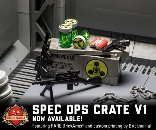 Spec Ops Crate Web Promos--New Release