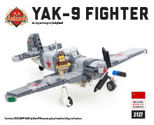 Yak-9 Fighter