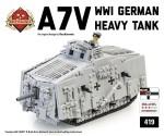 A7V German Heavy Tank