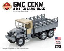 CCKW 2 1/2 Ton Cargo Truck