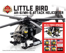 Little Bird Delta Force Upgrade Pack