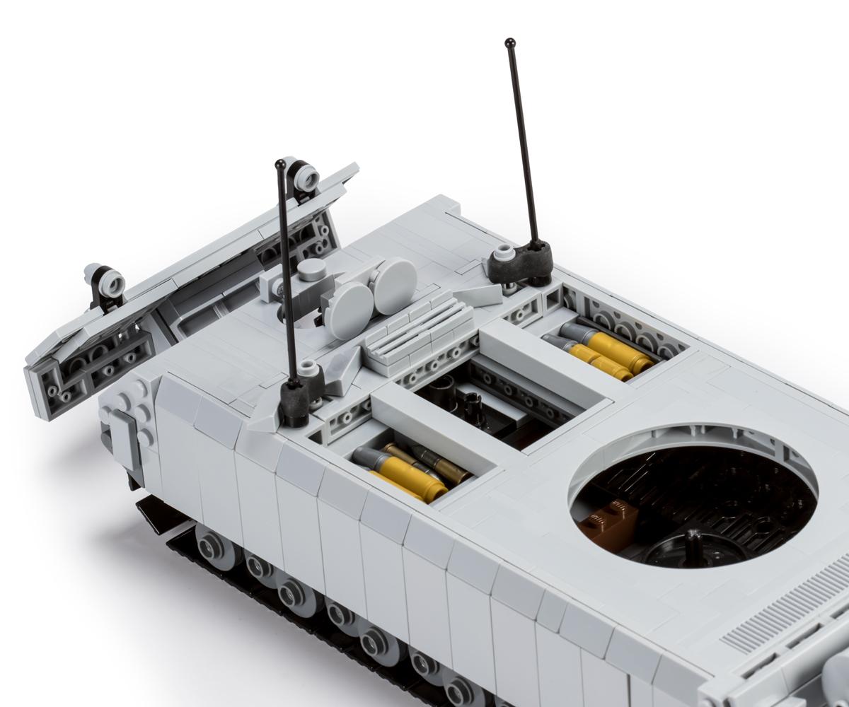 Maus Tank Interior