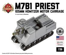 M7B1 Priest Micro-armor
