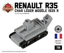 Renault R35 Micro-tank