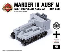 Marder III Ausf M Micro-tank
