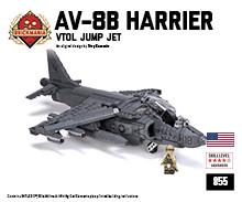 Harrier AV-8B - VTOL Jump Jet