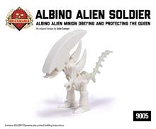 Albino Alien Soldier