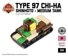 Type 97 Chi-Ha Micro-tank