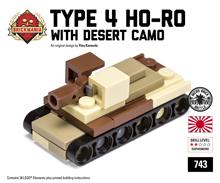Type 4 - Ho-Ro - Micro-tank