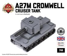 A27M Cromwell Micro-tank