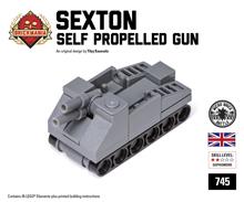 Sexton SPG Micro-gun