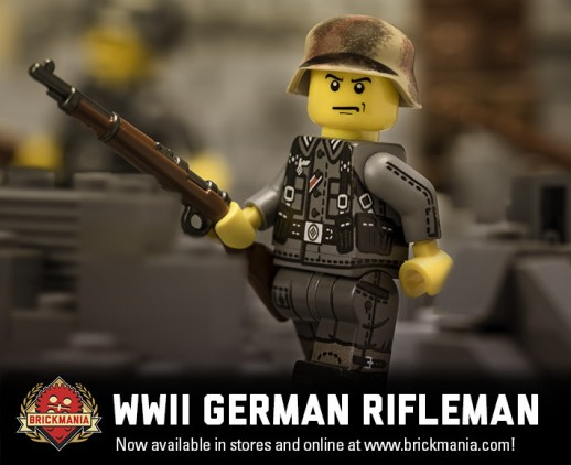 WWII German Rifleman