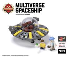 Multiverse Spaceship