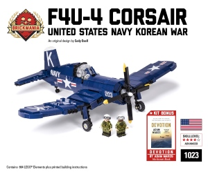F4U-4 Corsair - United States Navy Korean War