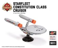 Starfleet Constitution Class Cruiser