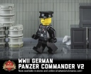 WWII German Panzer Commander V2