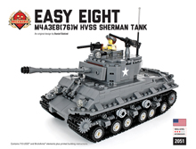 Easy Eight Sherman