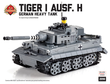 Tiger I Ausf H