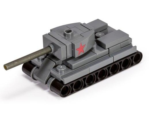 718 T34 Micro - Prime - 1200