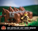 WWI Australian Light Horse Infantry