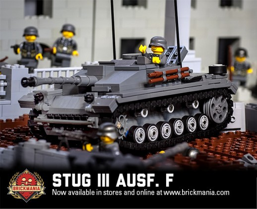 2087 Stug III -Action-Webcard-710