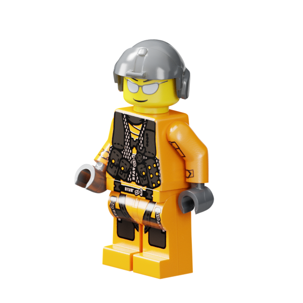 Jayhawk pilot front