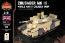 Crusader Mk III - World War II Cruiser Tank