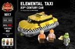 Elemental Taxi – 23rd CenturyCab