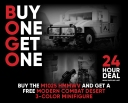 Buy the M1025 HMMWV and get a FREE Modern Combat Desert 3-Color minifigure
