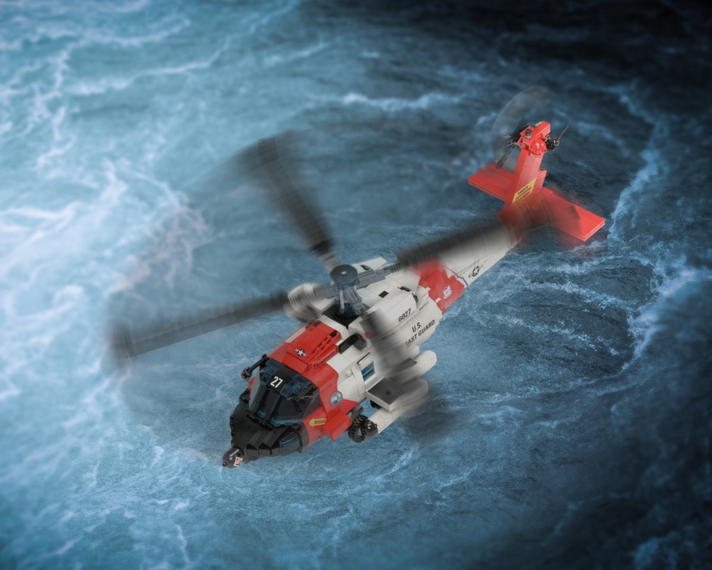 MH-60T Jayhawk in action