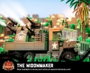 The Widowmaker - Vietnam War M35A2 Gun Truck