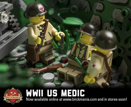 WWII US Medic