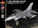 F-16C Fighting Falcon – Supersonic Multirole Fighter