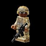 Modern Marine Rifleman (Reddish Brown)