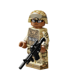Modern Marine Rifleman (Medium Dark Flesh)