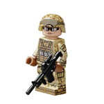 Modern Marine Rifleman (Light Flesh)