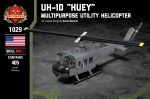 "UH-1D ""Huey"" - Multipurpose Utility Helicopter"