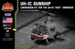 "UH-1C Gunship - Conversion Kit for the UH-1D ""Huey"""
