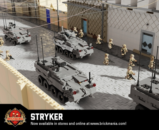 Stryker - Armored Fighting Vehicle