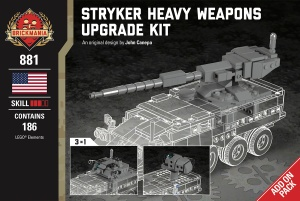 Stryker Heavy Weapons Upgrade Kit