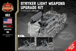 Stryker Light Weapons Upgrade Kit
