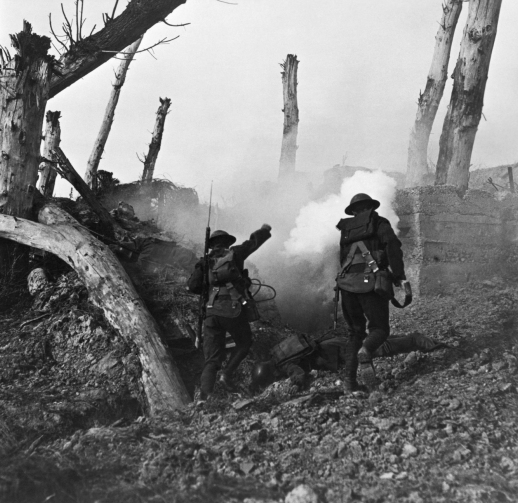 At Close Grips - the Second Battle of the Marne of WWI