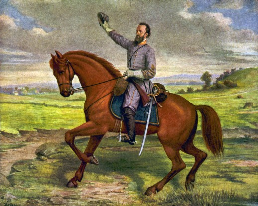 "Confederate General Thomas J. ""Stonewall"" Jackson"