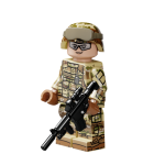 Modern US Army Rifleman (Light Flesh)
