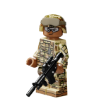 Modern US Army Rifleman (Medium Dark Flesh)