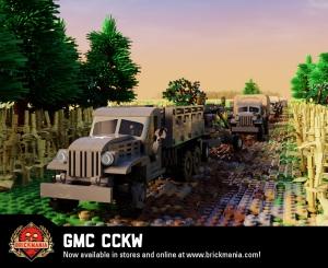GMC CCKW - 2 1/2 Ton Cargo Truck