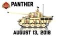 Panther - Panzerkampfwagen V Ausf D - Custom Military Lego