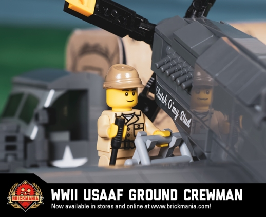 WWII USAAF Ground Crewman