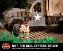 WWII Red Ball Express Driver