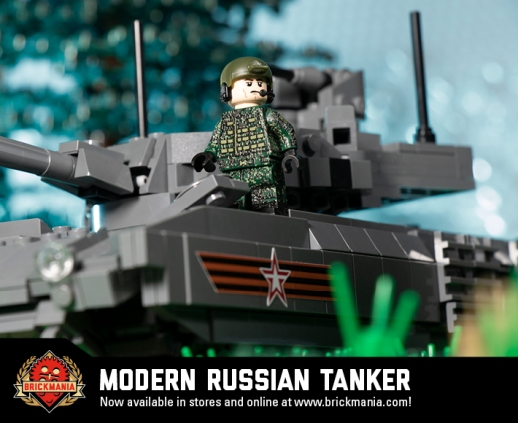 Modern Russian Tanker